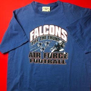 Vintage Air Force Falcons Tee